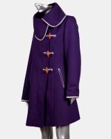 Women's Western Style Coat 01